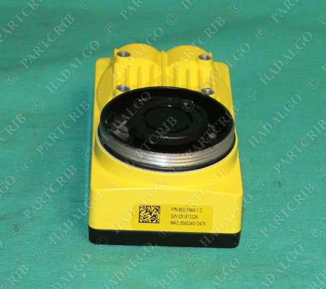 Details about Cognex In-Sight 5000 ISS-5000-0000 800-5840-1 C DVT Vision  Sensor Camera
