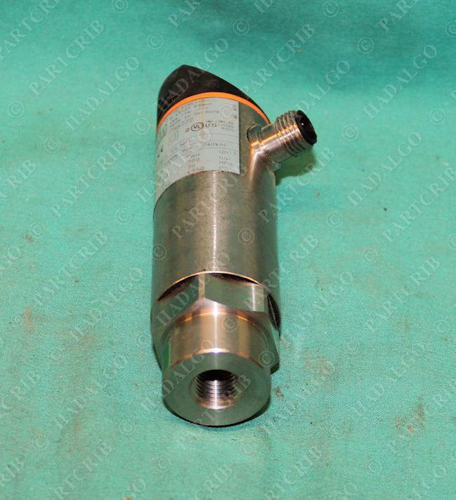 IFM Electronic PN4222 D-45127 Pressure Sensor Switch 1//4NPT Efector NEW-no box