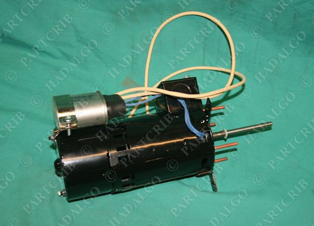 Fasco D410 Motor Type U62b1 60hz 1 5a 3000rpm 1 10hp 71621821 New Partcrib Com