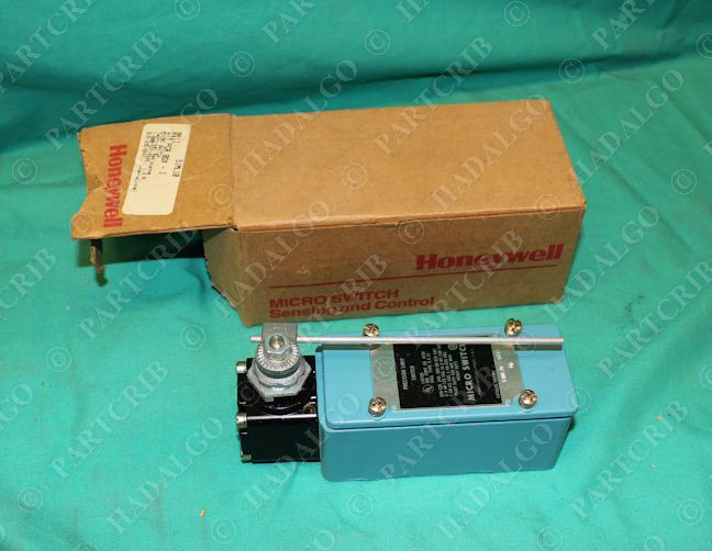 Honeywell, 51ML10, Lever Wire Momentary Sealed Limit Switch ...