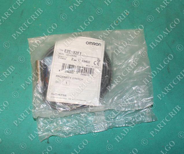 New in box E2E-X2F1 Omron Proximity Switch