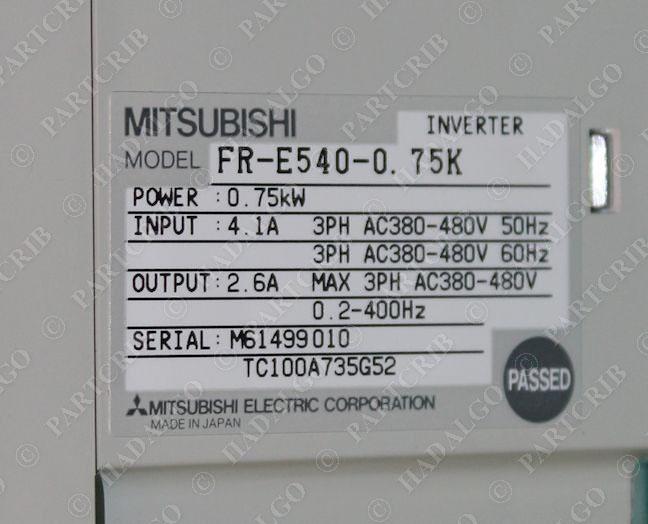 Mitsubishi  Fr