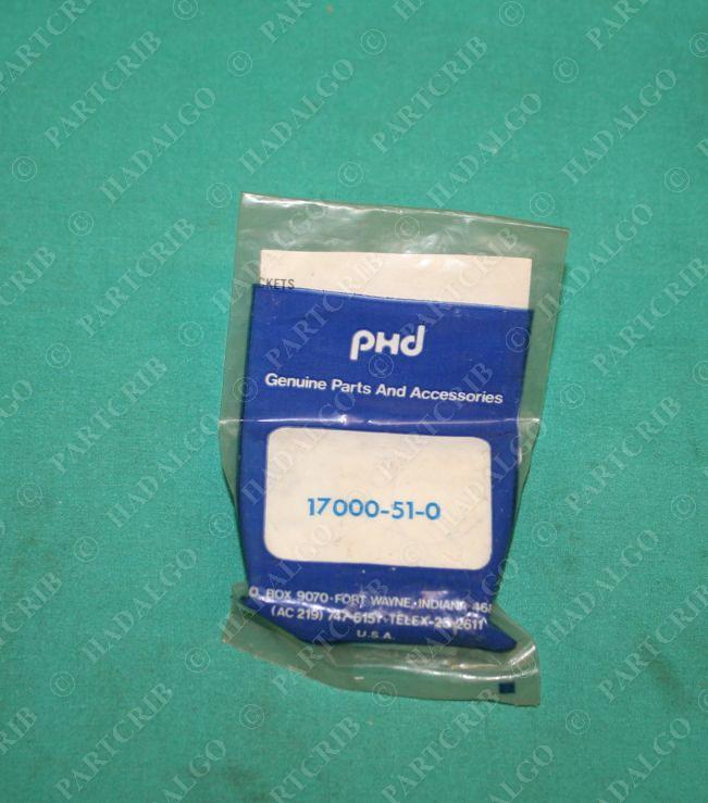 Phd,  17000-51-0, Cylinder Switch Mounting Bracket NEW