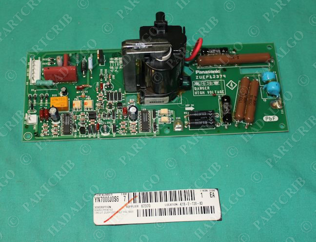 Panasonic, ZUEP12374, High Voltage Circuit Board Flyback