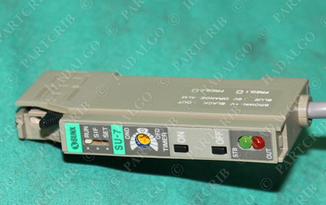 SU-7 Photoelectric Sensor Amplifier Panasonic NEW SunX