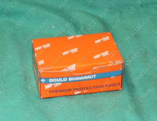 Gould Shawmut, A2D12R, Amp-Trap Fuse 12A 250V Box of 10