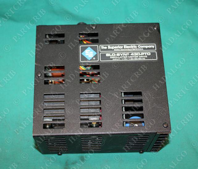 The Superior Electric SLO-SYN 430-PTO Oscillator Motor Driver
