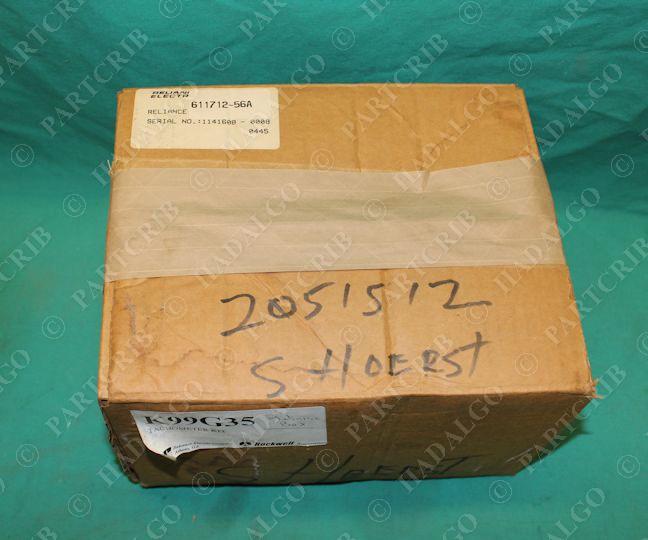Reliance, HS35M1024L25X0, 760-1302-1714, 607980-149A, Electric Magcoder Hollow Shaft Encoder Tachometer