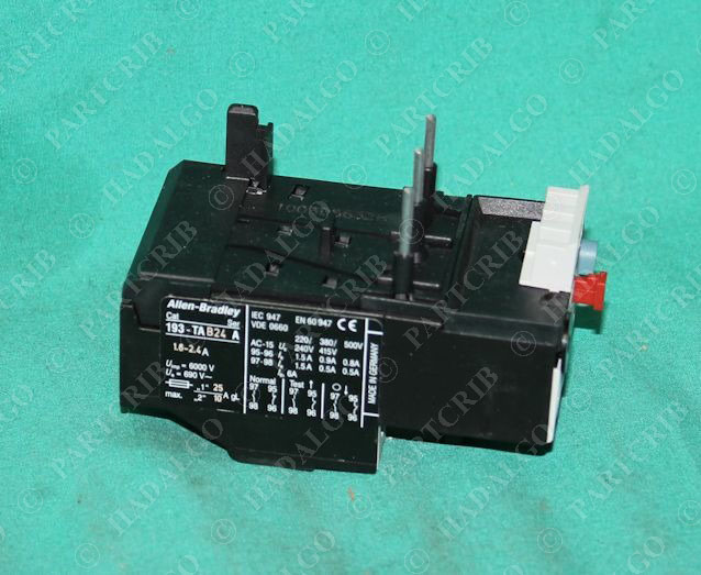 F200025200P Y1963 Solid State Timer SSAC P//N 90-264VDC Used