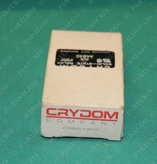 CRYDOM A4840 CONTACT RELAY