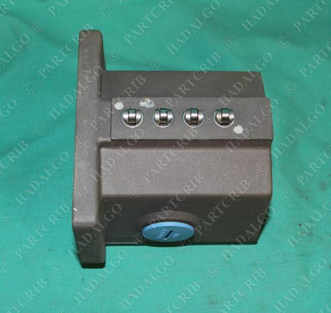 Balluff, BNS00JA, BNS 819-D04-R16-100-10-FD, 4 Four Multi Position Limit  Switch Roller