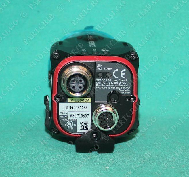Keyence, IV-H500CA, Vision Sensor Machine Camera Standard