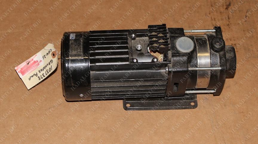 Grundfos, CH4-20 B-A-RUUV, F 44Z57702, Pump