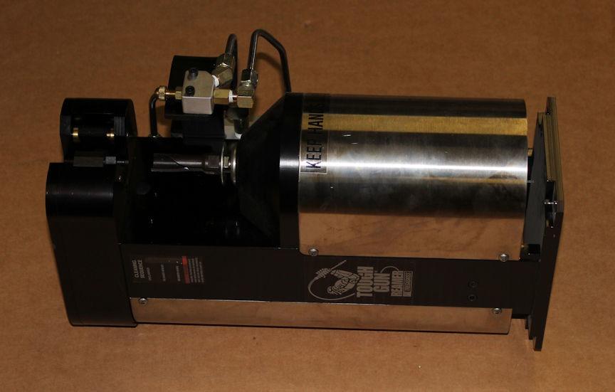Tough Gun, TT3  Reamer, Tregaskiss Robotic Nozzle Cleaning Station Mig Gun Welder Welding Weld Motoman