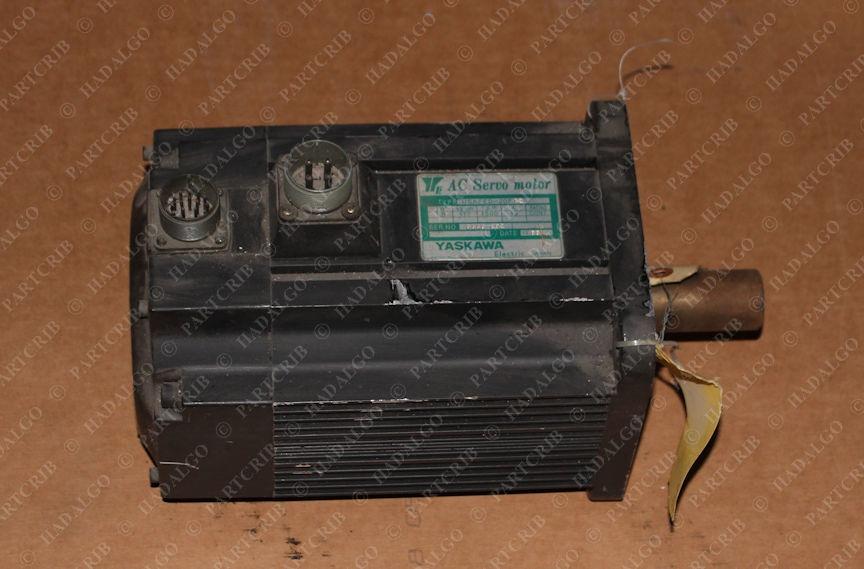 Yaskawa Electric , USAFED-20FA2, AC Servo Motor