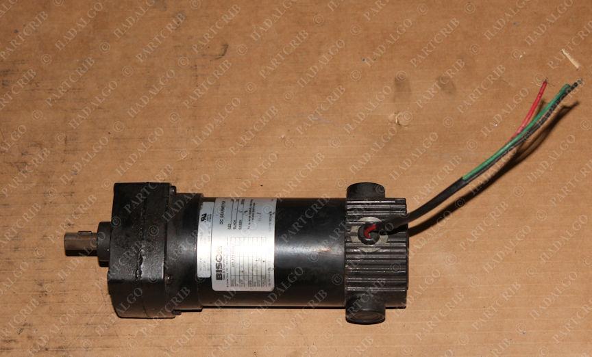 Bison, 011-175-0010, DC Gear Motor