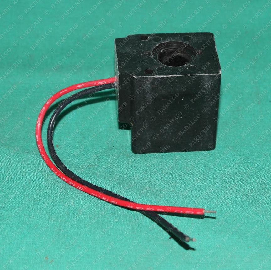 D12L20D, Solenoid Valve Hydraulic Coil 12VDC 1550