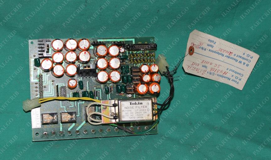 Fuji Electric, TK327960A, 4510911, S1702522 Circuit Board