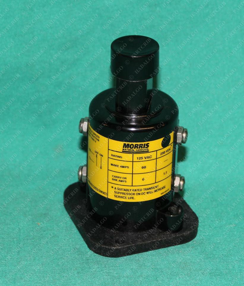 P&H Harnischfeger, 100E-2397-2, Morris Material Handling Single Speed Push Button Pendant