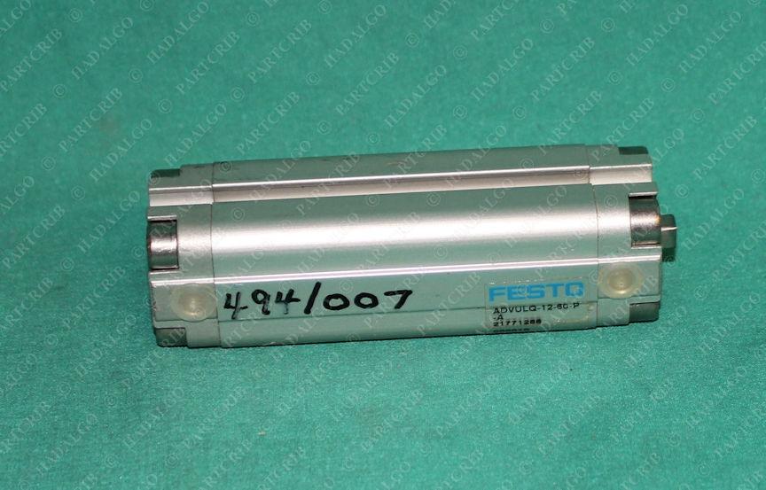 Festo, ADVULQ-12-60-P-A, 21771266, 000010 00156100 S941 Pneumatic Cylinder