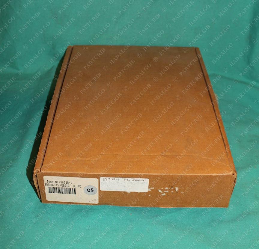 Kobelco, SDRV PB351-0341, 138338-1, Motoman Yaskawa  ABCDEFG NIKKI SP-05181 PC Board