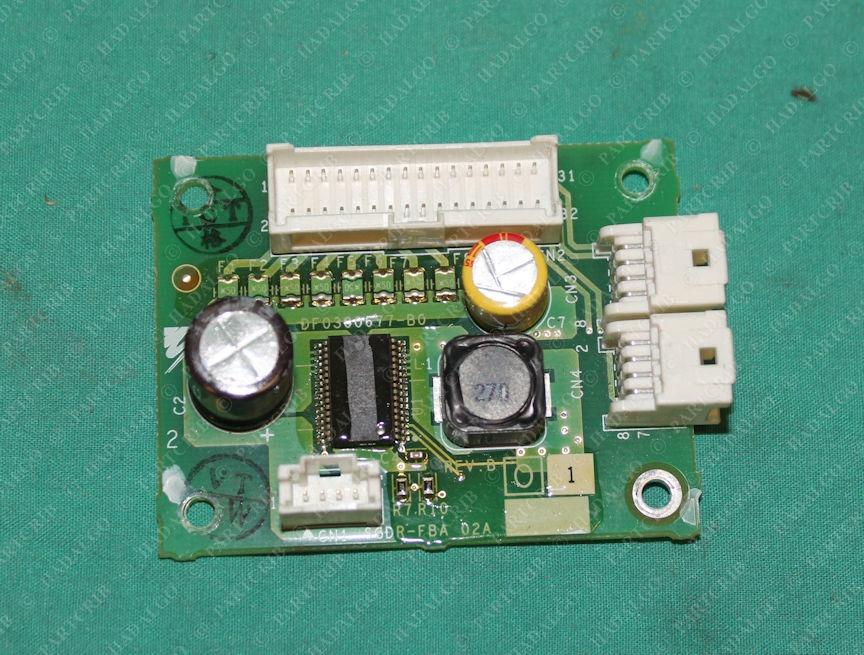 Yaskawa , SGDR-FBA, Q11589-440-4, Power Supply Board Converter