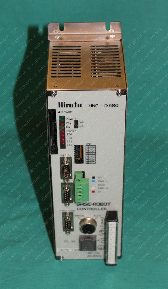 Hirata, HNC-D580,  HNC-D580A-2, Base Robot Controller 200VAC