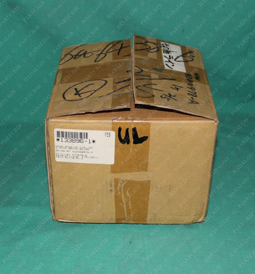 Motoman, HW9380978-A, Spur Gear Helical RH S-Axis Drive SK120