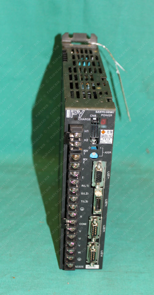 Sanyo Denki, PY0A030E0XXYPH1, BL Super Hirata Servo Amplifier Drive Motor
