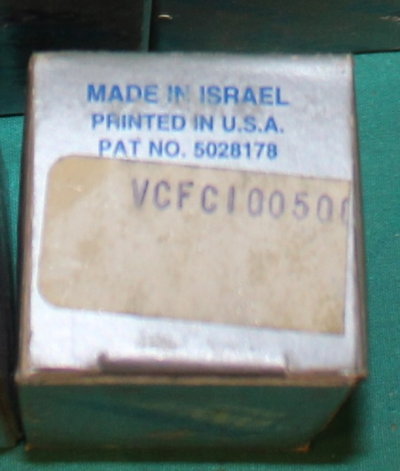 Valenite, VCFC10-0500,  VCFC100500,  Collet
