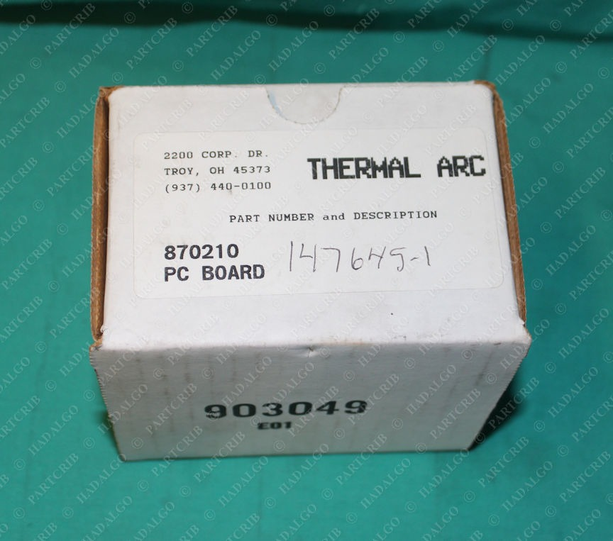 Thermal Arc, 870210, Wire Stick Accessory 500p Circuit Board