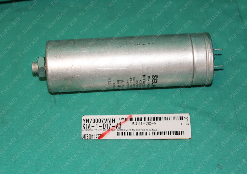 SEL MPF, MPF 60/30/400 A1, Capacitor