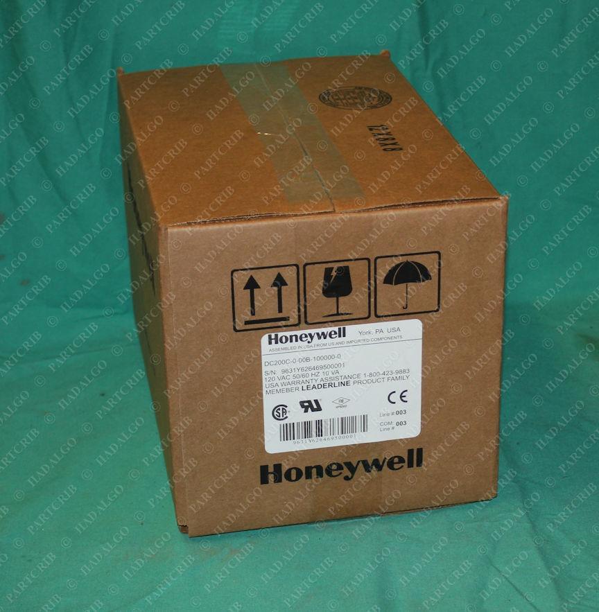 Honeywell, DC200C-0-00B-100000-0, UDC2000 Mini Pro Temperature Digital Controller