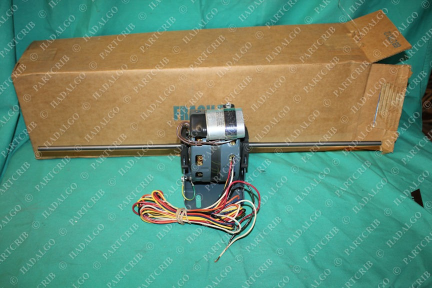 Fasco Motors, D294, Permanent Split Capacitor Electric Fan Motor