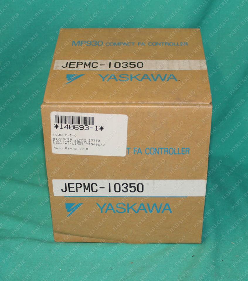 Yaskawa, JEPMC-10350, JEPMC-10350, 140693-1, I/O Module
