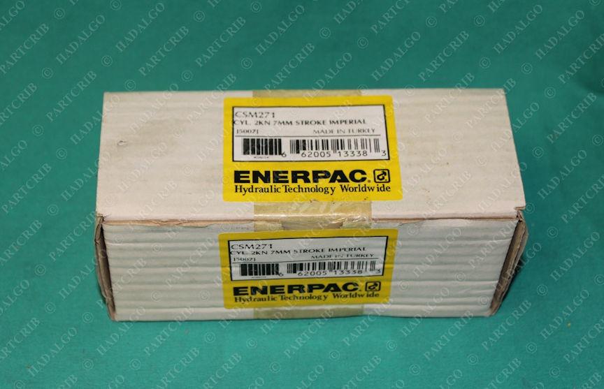 Enerpac, CSM271, Manifold Hydraulic Cylinder 7mm Stroke