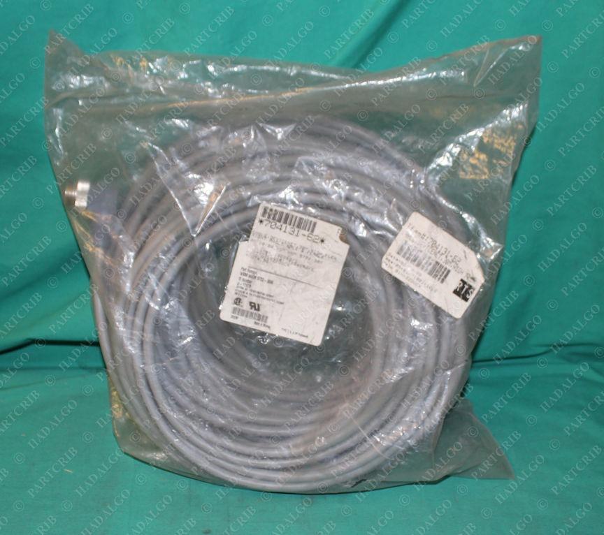 Turck, WSM WKM 5722-30M, U-17978, Devicenet Extension Cordset Cable Male 5p Female 5 Pin 30M