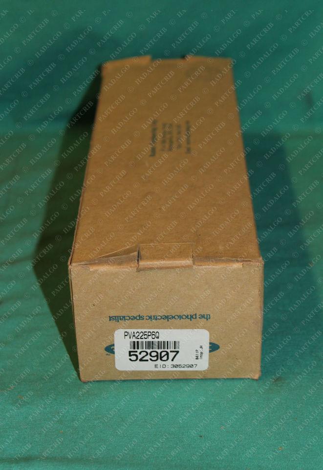 Banner, PVA225P6Q, 52907, 51914 51918 PVA225P6EQ PVA225P6RQ Light Curtain Emiiter Receiver Rx Tx
