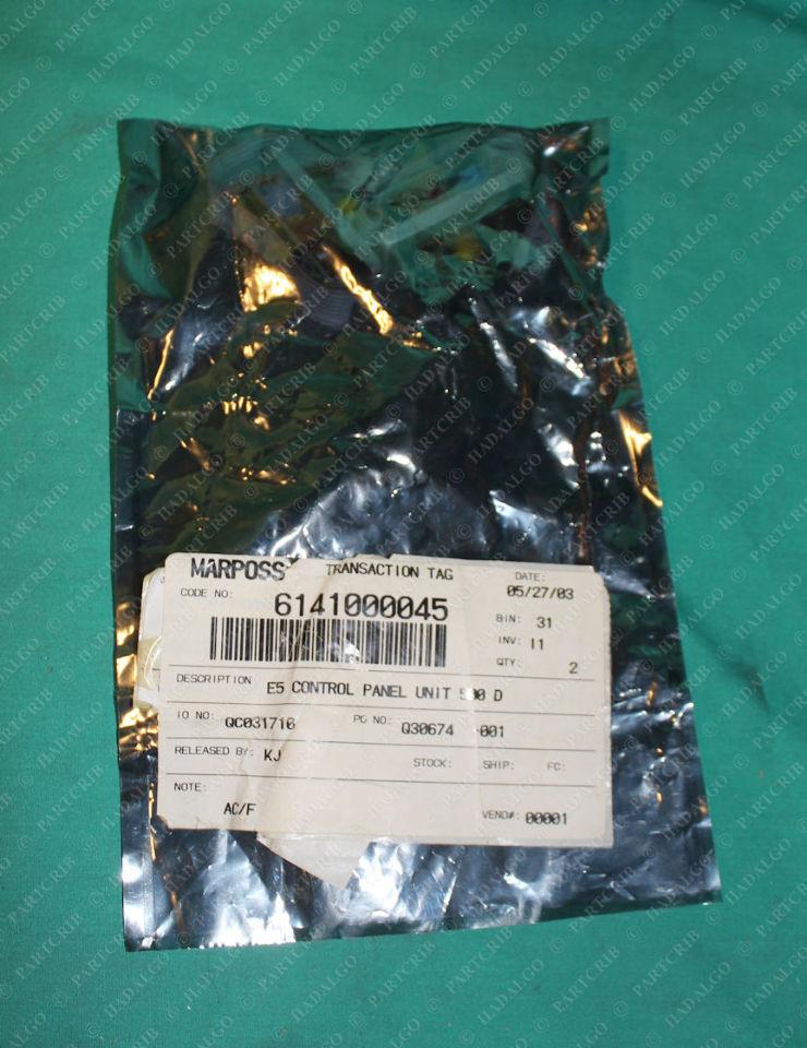 Marposs, 6141000045, E5 Control Panel Unit 500