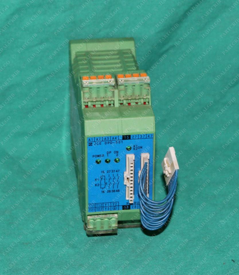 JCE, DPD-001, Dual Power On Device Input Control