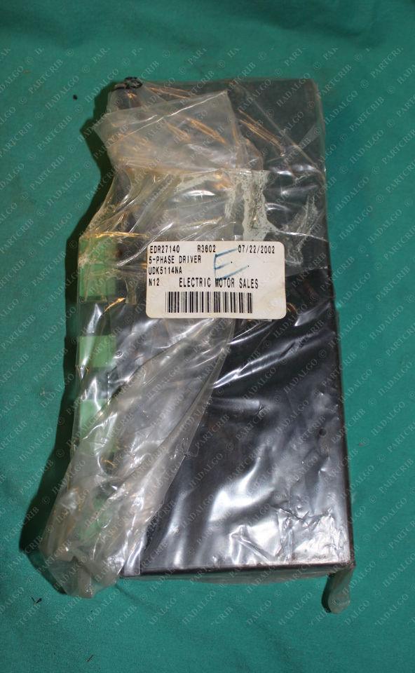 Oriental Motor, UDK5114NA, Super Vexta 5-Phase Driver Servo Motor Amplifer Inverter