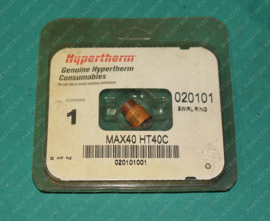 Hypertherm, MAX40 HT40C, 020101, Swirl Ring
