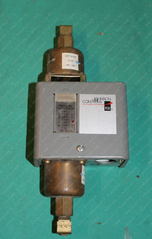 Johnson Controls, SEP70A-606, Temperature and Pressure Controls