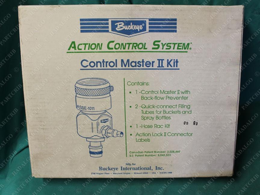 Buckeye Action Control, 4210-4640, Control Master II Kit