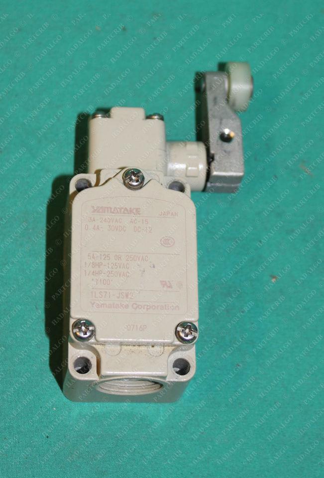 Yamatake, 1LS71-JSW2, Roller Limit Switch Honeywell Microswitch Oil Tight