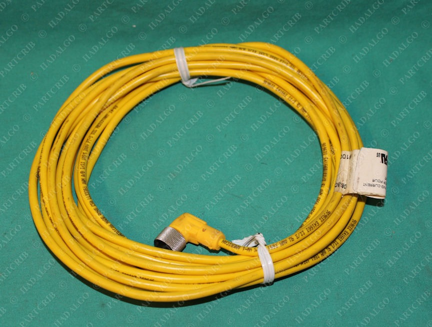 Lumberg, RKWT 4-3-632/5M, Cordset Cable Angled Connector