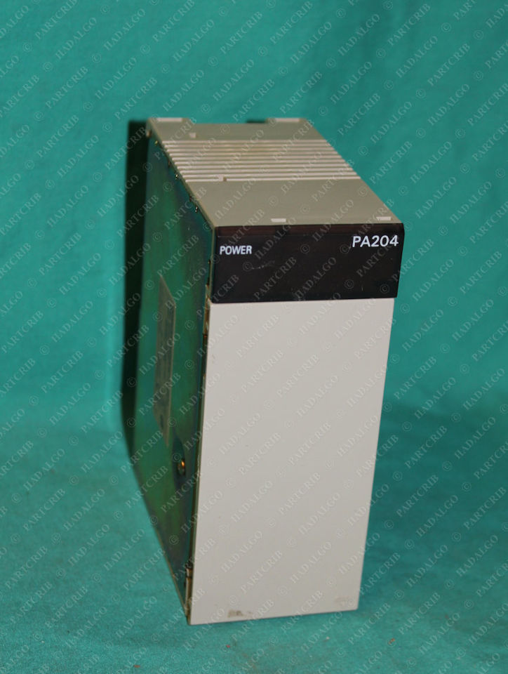 Omron, C200HW-PA204, PLC CPU PS Power Supply Unit