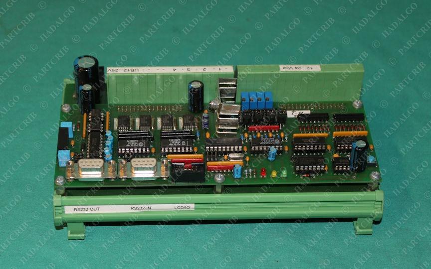 MCD ElektroniK, 7587-00203, PIC16I05, PIC 16 IO 5 20047695 110102 Mechanic Controller