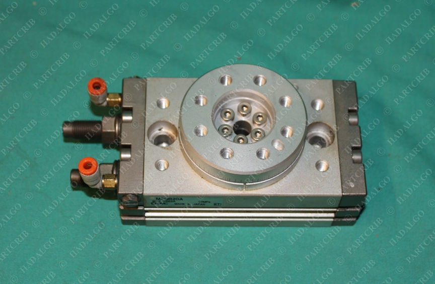 SMC, MSQB20A, Pneumatic Air Rotary Actuator 1.0MPa