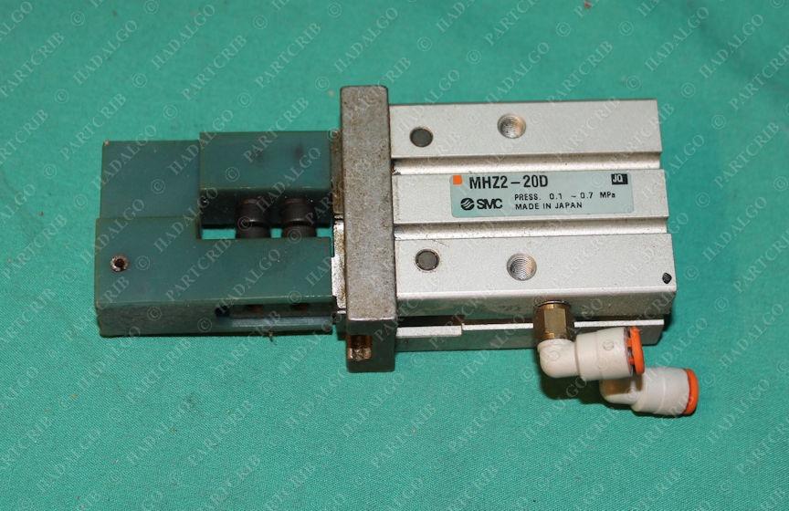 SMC, MHZ2-20D, Pneumatic Air Gripper